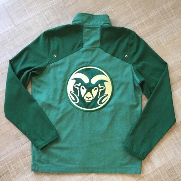 1c62659b UNDER ARMOUR Colorado State Rams Full Zip Jacket. M_5b5d053174359b97367827e1